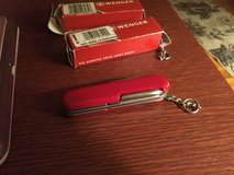 Swiss Army knife journey man in Fort Campbell, Kentucky