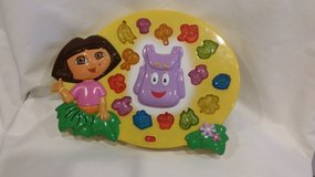 Dora the Explorer - Spanish and English & Sticker Book in Batavia, Illinois