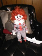 IT- Pennywise doll in Fort Leonard Wood, Missouri