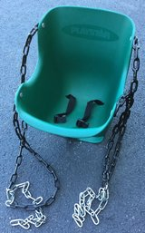 Playstar bucket swing in Yorkville, Illinois