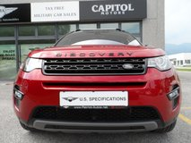 2017 Land Rover Discovery Sport HSE LUX in Spangdahlem, Germany