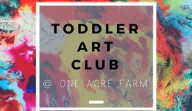 End of Summer Bash, Toddler Art & Play in Houston, Texas