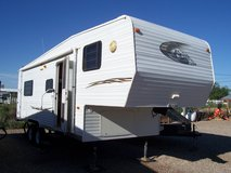 2004 KZ Sportsmen 5th Wheel Toyhauler in Alamogordo, New Mexico