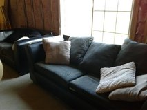 Coach and Loveseat set in Fort Leonard Wood, Missouri