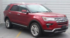 2019 Ford Explorer Limited in Ramstein, Germany