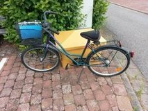 Ladys Bike bicycle in Ramstein, Germany