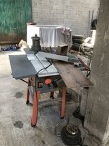 Two table saws in Wiesbaden, GE