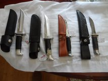 Collectible vintage knife in Cherry Point, North Carolina