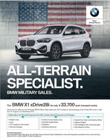 Another Amazing Bmw offer from Bavarian Motor Cars in Spangdahlem, Germany