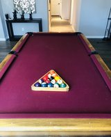Vintage 1972 pool table in excellent condition in Camp Pendleton, California