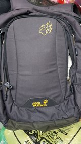 Jack Wolfskin backpack in Ramstein, Germany