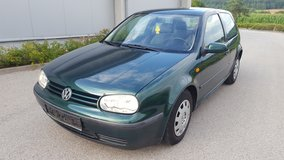 Golf automatic with brand new inspection in Grafenwoehr, GE
