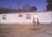 2 BDRM 1 BATH MOBILE HOME FOR RENT WITH OR WITHOUT DEPOSIT in Beaufort, South Carolina