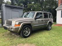 2006 JEEP COMMANDER VERY NICE!! in Wilmington, North Carolina