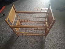 Vintage wooden baby doll bunk bed / latter in Chicago, Illinois