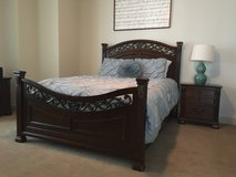 Ashley Complete Queen Bedroom Set in Pasadena, Texas