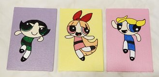 Powerpuff Girls Paintings in Fort Benning, Georgia