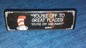 Dr. Seuss paper weight in Houston, Texas