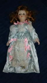 Glass doll in Baytown, Texas