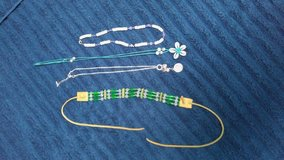 4 necklaces in Baytown, Texas