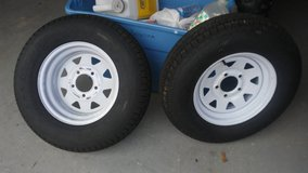 Trailer tires in Baytown, Texas