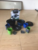 BRAND NEW GSI Bugaboo Backpacker Camp Cookset in Okinawa, Japan