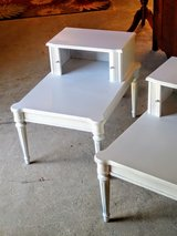signed ultra high end end tables/ night stands in Camp Lejeune, North Carolina