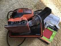 Hand sander. Black & Decker in Warner Robins, Georgia