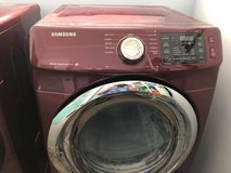 Samsung front loader Washer and Dryer in Cherry Point, North Carolina