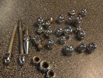 chrome nuts and bolts in Camp Lejeune, North Carolina