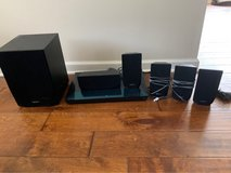 Sony DVD player/ surround sound system in Beaufort, South Carolina