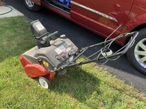 MTD snow blower with electric start in Bartlett, Illinois