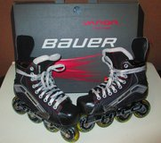 Youth size 6 Inline Skates (indoor)  Bauer Vapor  X300R in Fort Campbell, Kentucky