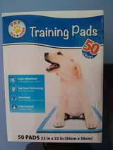 Puppy Pads - (49 count) in Cherry Point, North Carolina
