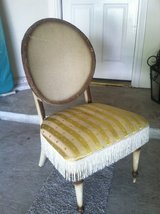 Vintage Slipper Chair in Kingwood, Texas
