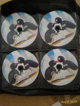 9 DVD Pingu (The Swiss Animated Series) in Ramstein, Germany
