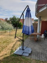 Expandable Sun Shade in Ramstein, Germany