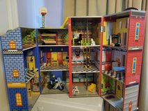 Kids play Firehouse in Algonquin, Illinois