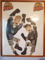 Wild Kratts homemade poster in Algonquin, Illinois