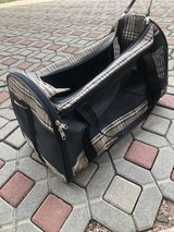 Dog/Cat Travel Bag in Ramstein, Germany