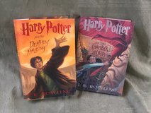 Pair of Harry Potter Books in Westmont, Illinois