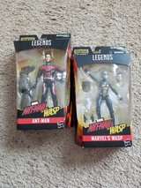 Marvel Legends ANT-MAN Figures in Camp Lejeune, North Carolina