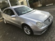 2001 Mercedes C-CLASS Automatic, ACC, Leather, Inspection RELIABLE! in Grafenwoehr, GE