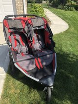 Bob Double Stroller in Oswego, Illinois