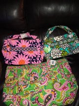 BRAND NEW VERA BRADLEY BAGS!! in Fort Campbell, Kentucky