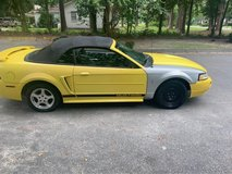 V6 Convertible Mustang in Moody AFB, Georgia