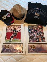 Patriots Super Bowl XXXVIII Collection in Conroe, Texas