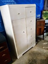Antique cedar closet with drawers in Cherry Point, North Carolina