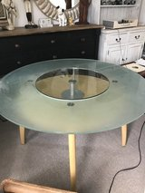 Lazy Susan Glass Table in Lakenheath, UK