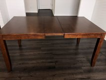 Espresso Dining Room Table in Beaufort, South Carolina